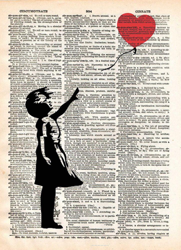 Banksy's Artwork Recreated in Real Life - nl.pinterest.com