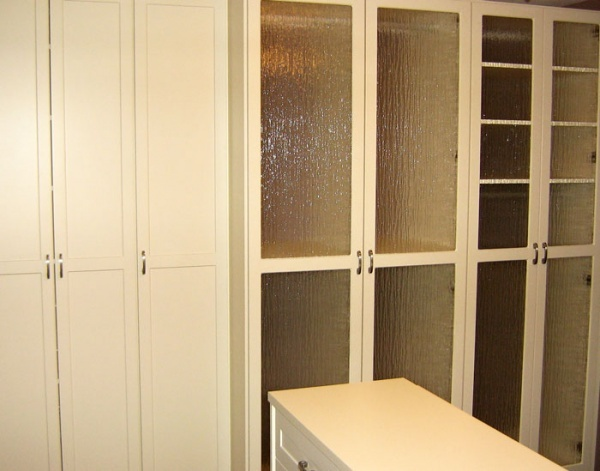 Wardrobe With Textured Glass California Closets | Twin Cities | California  Closets