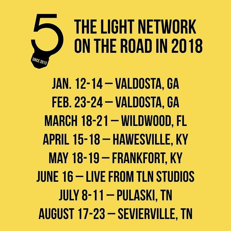 We have a busy 2018 planned! If you live in or near any of these cities please stop by and see us! We'll be going live on Facebook once a month from these locations as a part of our continued 5th anniversary celebration.