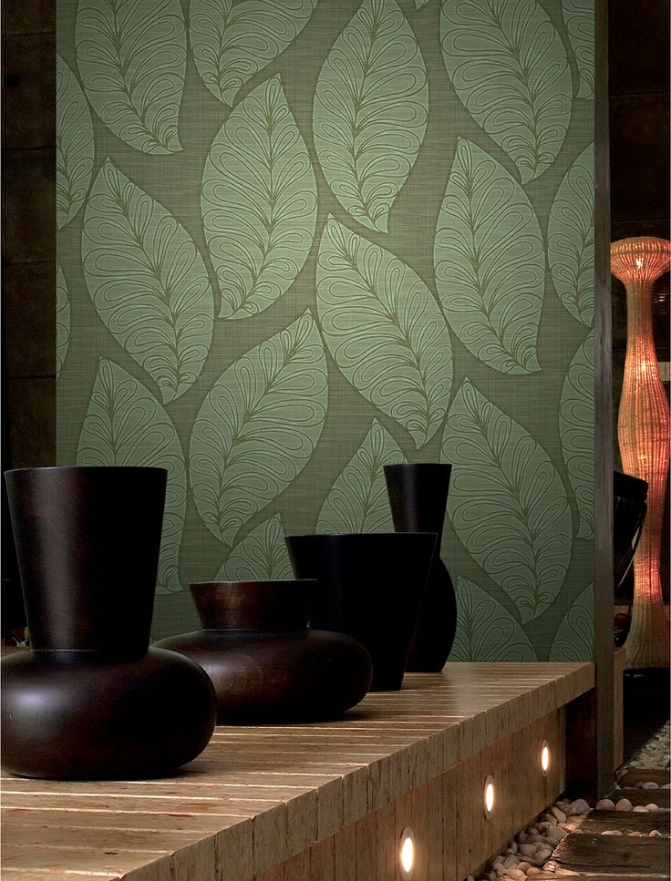 Jaypur #wallcoverings line by Max Martini Home. Made in Italy