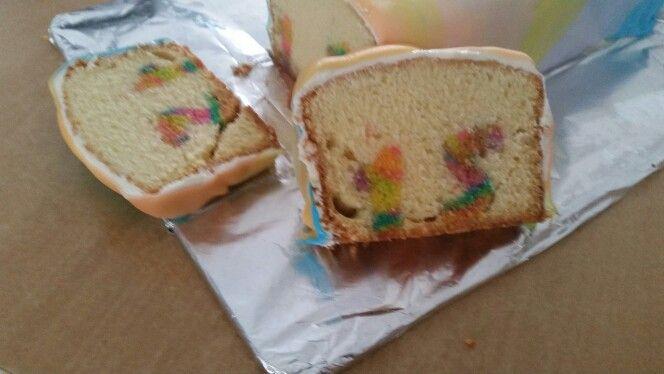 Cijfer cake