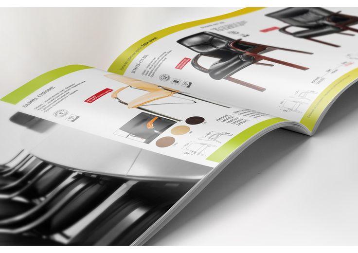 Easy-Chair catalogue #catalogue #furniture #armchair #brandwaystudio
