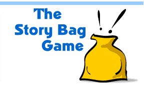 "Passover Games - ""The Story Bag Game"" (pinned by hdsaa.org)"