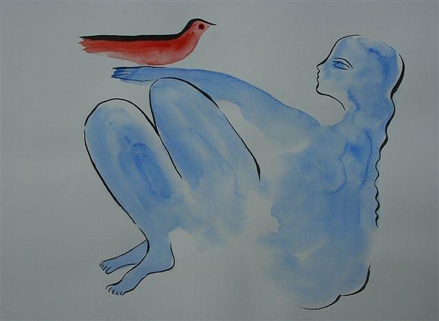 Hanlie bosch - watercolours 1