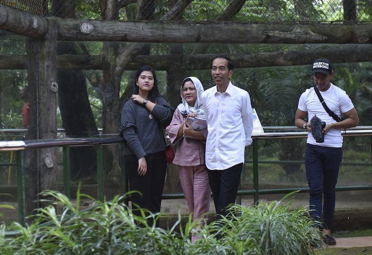 Boyong Keluarga Besar ke Jerman, Jokowi Dihantam Badai Kritik