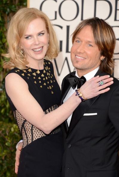 Keith Urban Photo - 70th Annual Golden Globe Awards - Arrivals