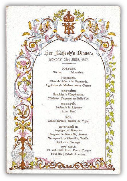 Queen Palace Restaurant Menu