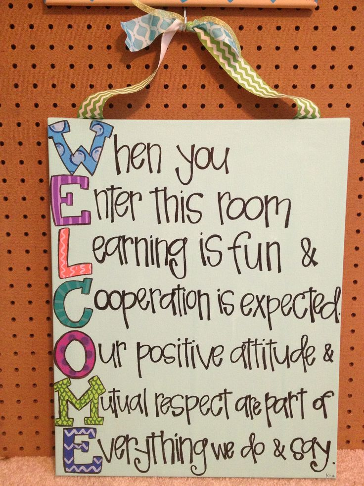 "Teacher ""WELCOME"" sign for Summer Gray by Kat Harrell IBelieveInKissing - Etsy"