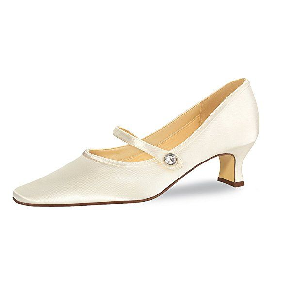 Brautschuhe Rainbow Club /Harriet/ 7½(40½) creme