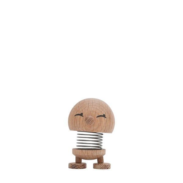 Baby Woody Bimble - Eg / H: 6,5 cm, Ø: 5 cm