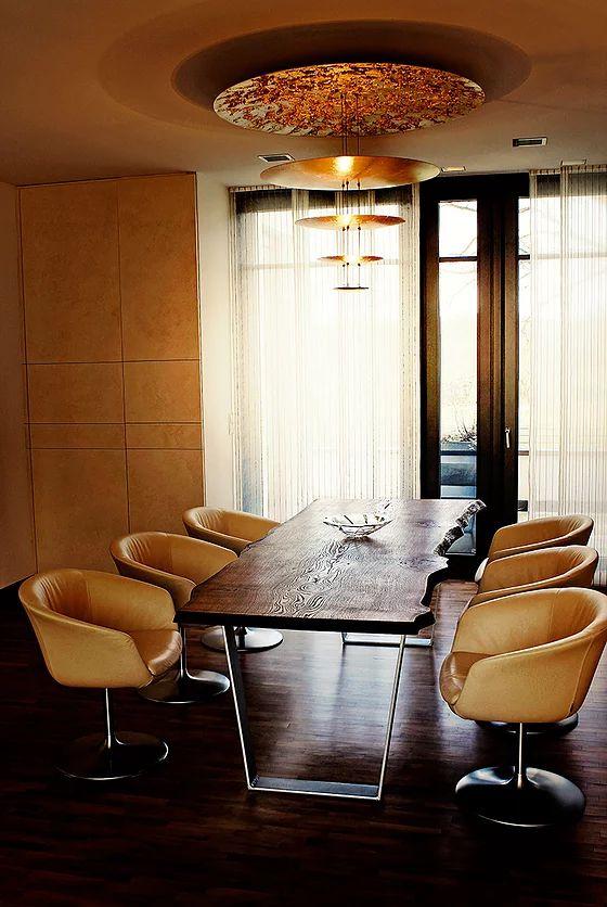 Baumtisch Massivholztisch Holztisch Esstisch Massiv Holz Unverleimt Aus  Einem Stück Naturholzplatte Interior Holzplatte| Holzwerk