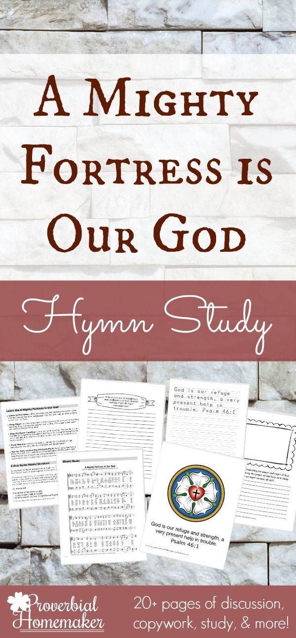 Hymns about gods sovereignty