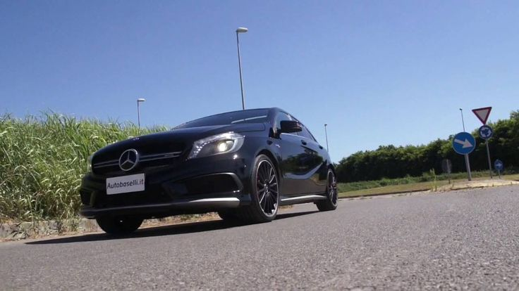 Mercedes A45 AMG 4Matic - Autobaselli.it