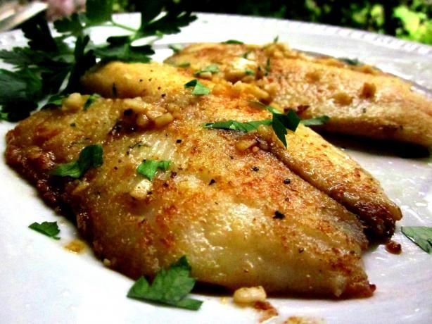 Pan Fried Tilapia from Sandra Lee from Food.com:   								Easy and Money Saving way to pan fry tilapia from Food Network's Sandra Lee