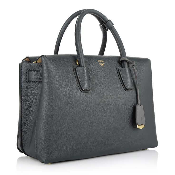 MCM Milla Tote Medium Phantom Grey bei Fashionette