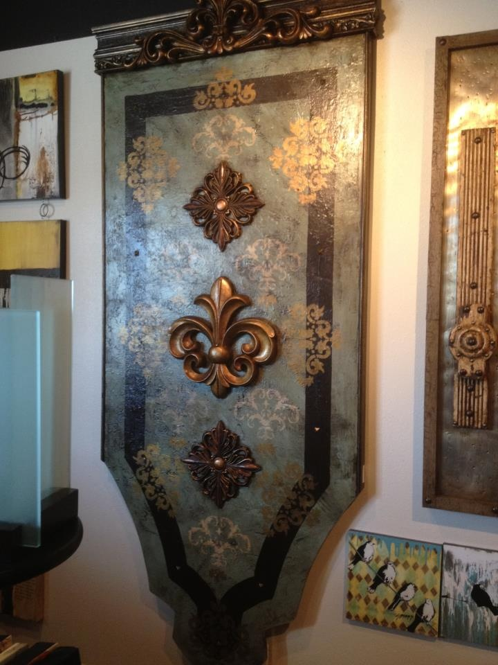 Steve Taff Designs. Tuscan DesignTuscan StyleTuscan DecoratingMediterranean  DecorWoman MossLeather WallFloor ...