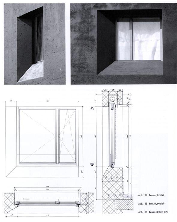 Architektonisches Potential von Dämmbeton | Patrick Filipaj