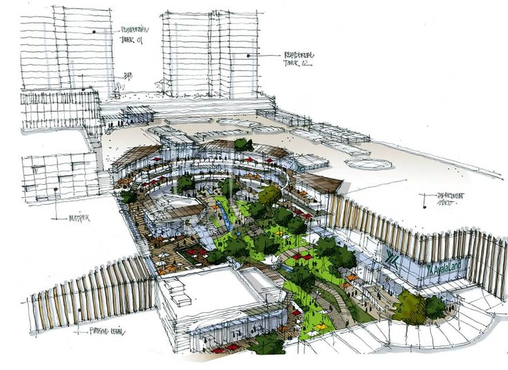 61 best sketching images on pinterest architecture drawings fairview terraces is a benoy architecture development combining retail architecture and mixed use developments in quezon city malvernweather Gallery