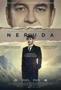 An investigator launches a search for Pablo Neruda, a Nobel Prize-winning Chilean poet, who became a fugitive in his own country for his Communist leanings during the 1940s.