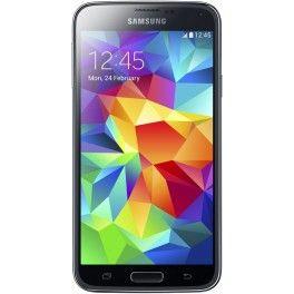 "Samsung Galaxy S5 SM-G900 Qualcomm Snapdragon 801 (2.50 GHz), 2GB RAM, 12.954 cm (5.1 "") FHD Super AMOLED (1920x1080), Wi-Fi 802.11 a/b/g/n/ac, Bluetooth 4.0 BLE/ANT+, 16MP (UHD/30fps), Micro USB 3.0, MicroSD, 2800mAh Li-Ion, LTE, Android 4.4.2, 145g"