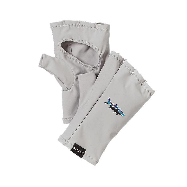 Patagonia Sun Gloves - Tailored Grey TGY