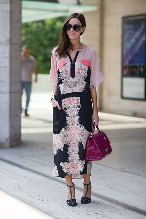 Street Style New York Fashion Week Street Style Spring 2014 I Like Your Style Pinterest