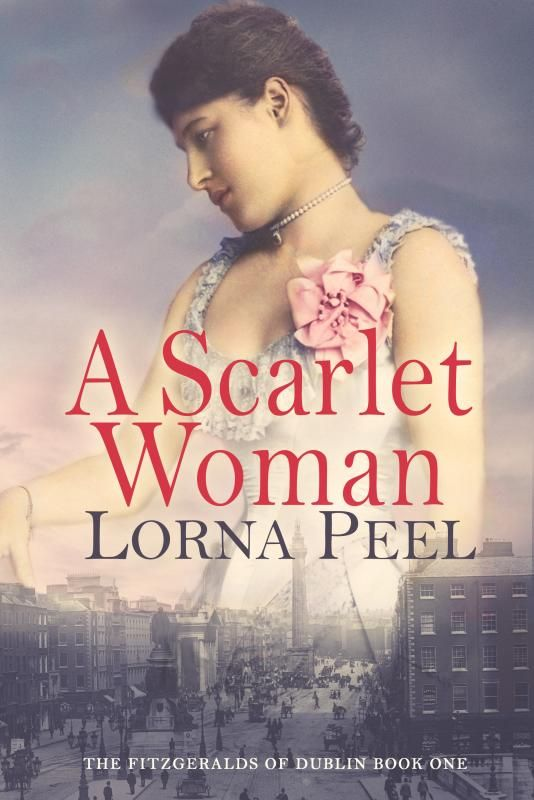 New Entry:  Cover Contest 2017: A Scarlet Woman