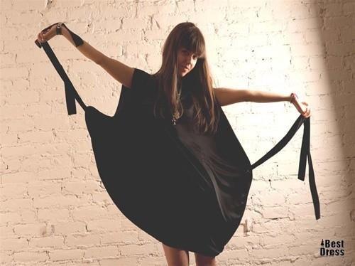 Платье трансформер своими руками из круга