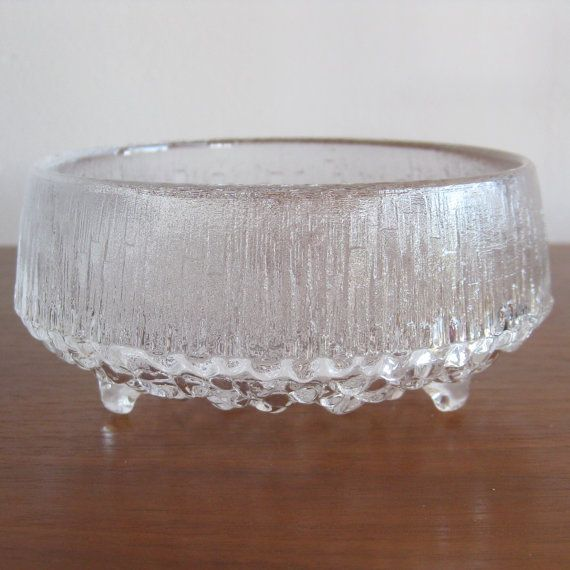 Vintage Iittala -- I have this bowl :)