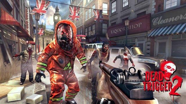 Download Dead Trigger 2 Apk Mod Municao Infinita Para Baixar No