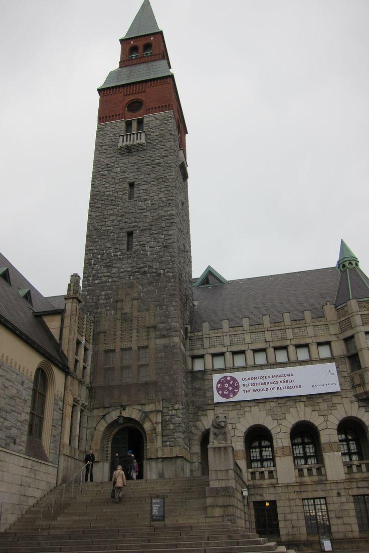 フィンランド国立博物館
