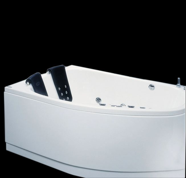 28 best images about baignoires victory spa by aquabains for Baignoire balneo 190x90