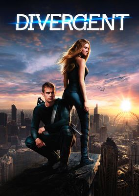 """Check out """"Divergent"""" on Netflix"""