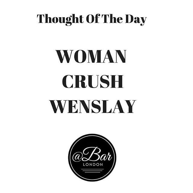 It's Wednesday already! Todays #wcw is to all the #bossbabes