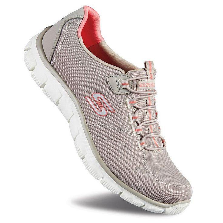 Skechers Relaxed Fit Empire Rock Around Women's Walking Shoes, Size: 8.5, Lt Beige