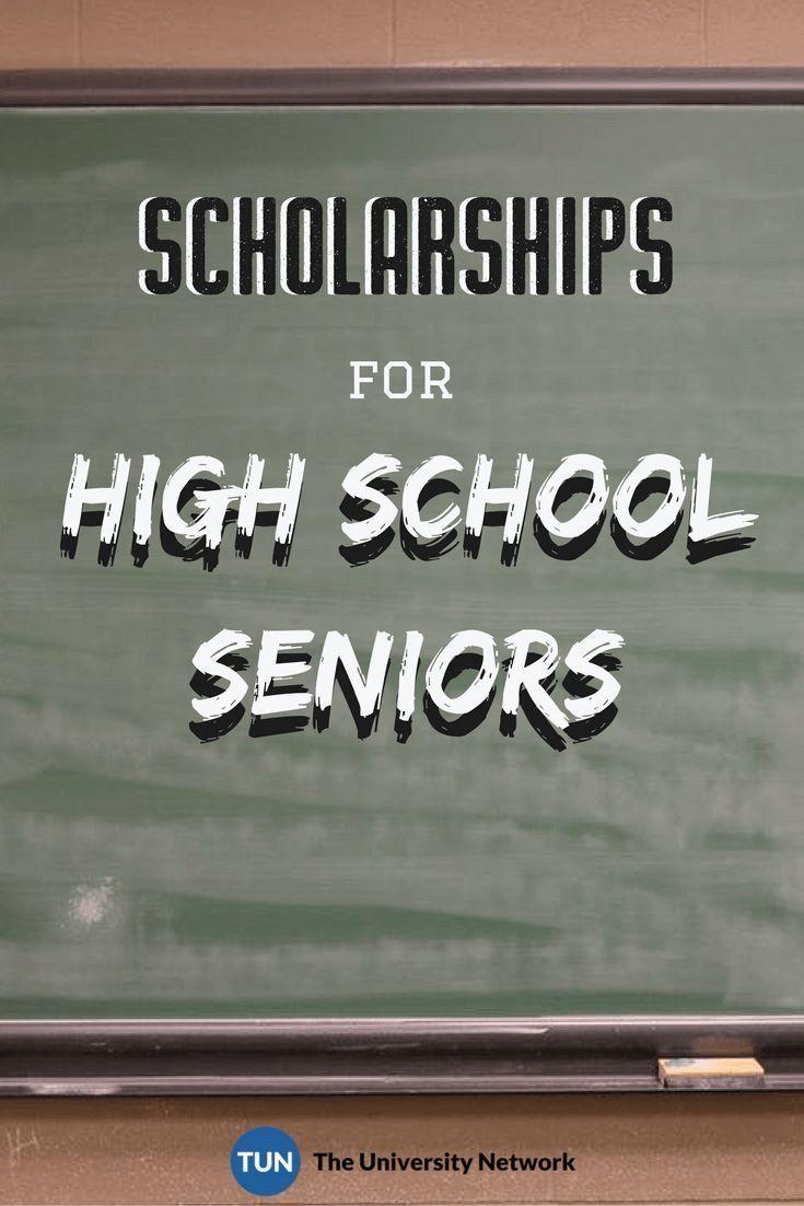 Scholarships For High School Seniors Scholarships For College