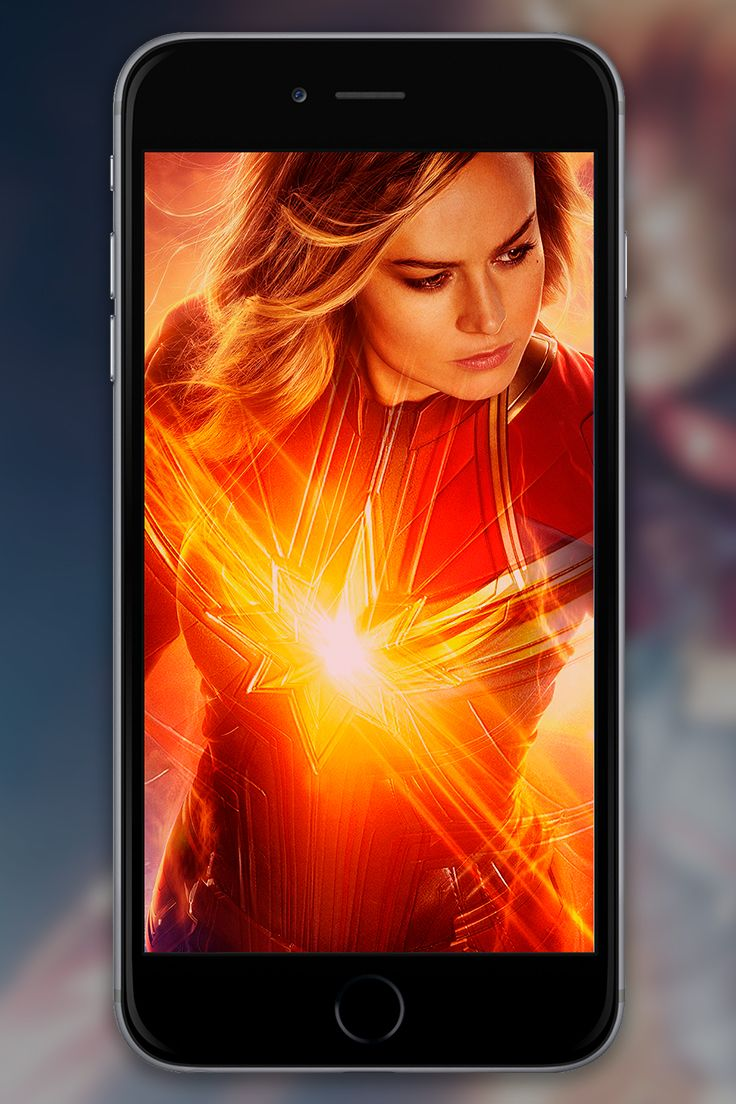 Captain Marvel Wallpaper | Avengers Wallpaper