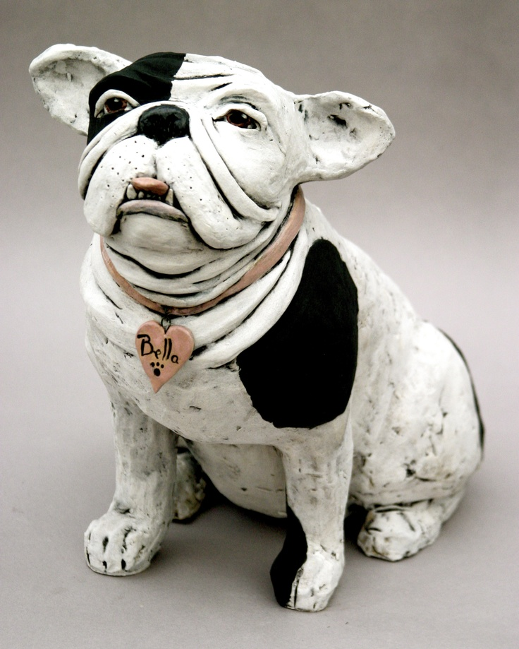 Bella/ Ceramic Sculpture By LisaLeeSculpture.com
