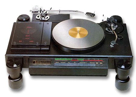 Nakamichi TX-1000  The most advanced turntable ever build