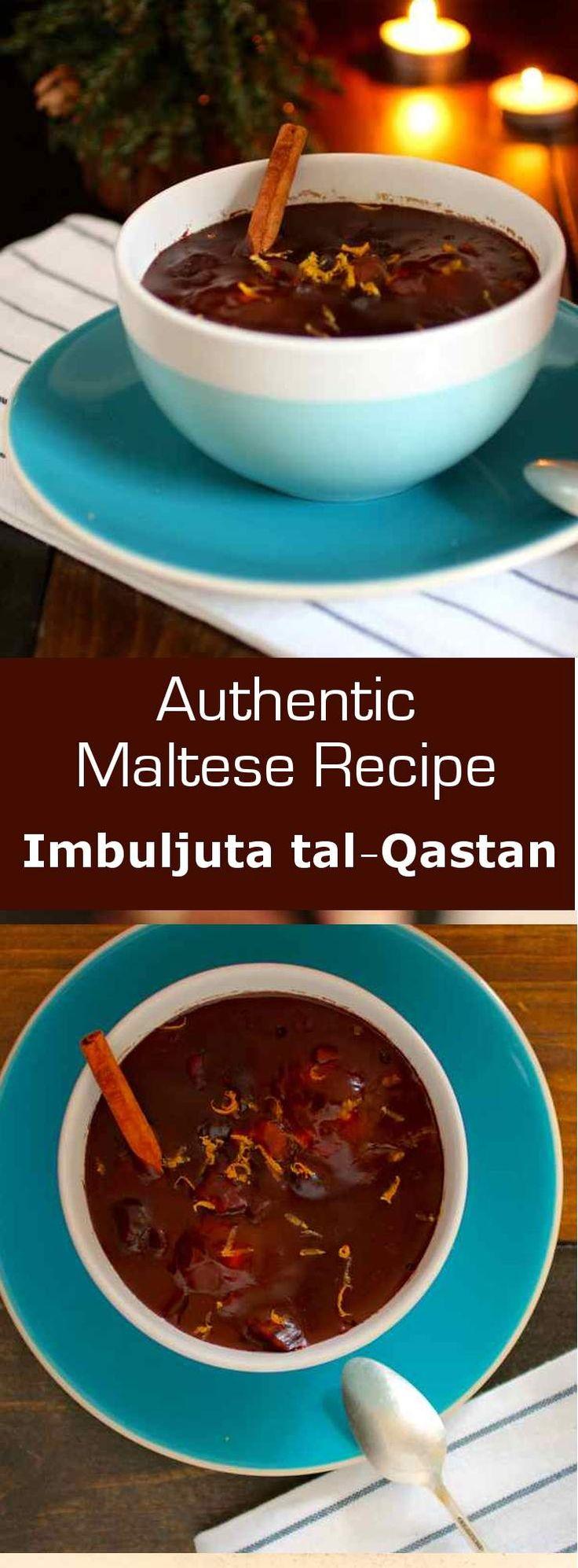 Imbuljuta tal-Qastan is a traditional hot and spiced cocoa-based Maltese drink…