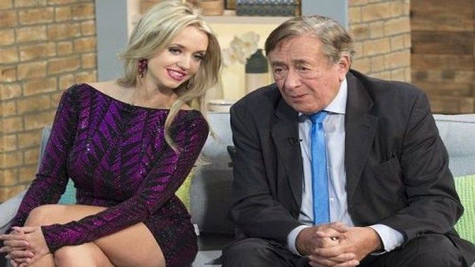 25-Year-Old Model Reveals Real Reason Why She Married 82-Year-Old Billionaire - http://eradaily.com/25-year-old-model-reveals-real-reason-married-82-year-old-billionaire/