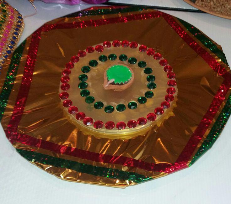 17 best images about arathi plate on pinterest door for Arathi thattu decoration