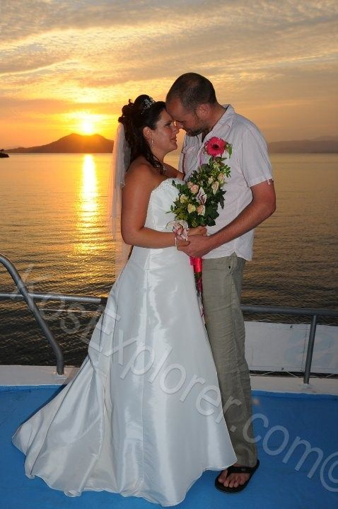 Stuff dreams are made of! #wedding #kos #greece