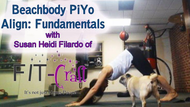 Review of Beachbody PiYo - Align: Fundamentals