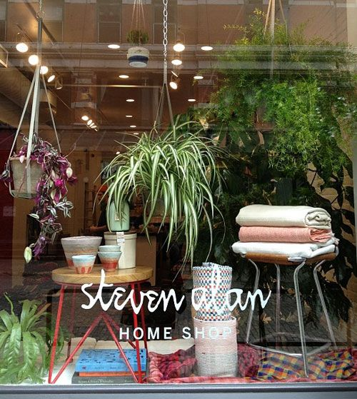 The Steven Alan Home Shop, Now Open At 158 Franklin Street