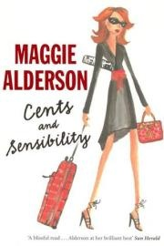 Book #79 of 2013  Cents and Sensibility by Maggie Alderson