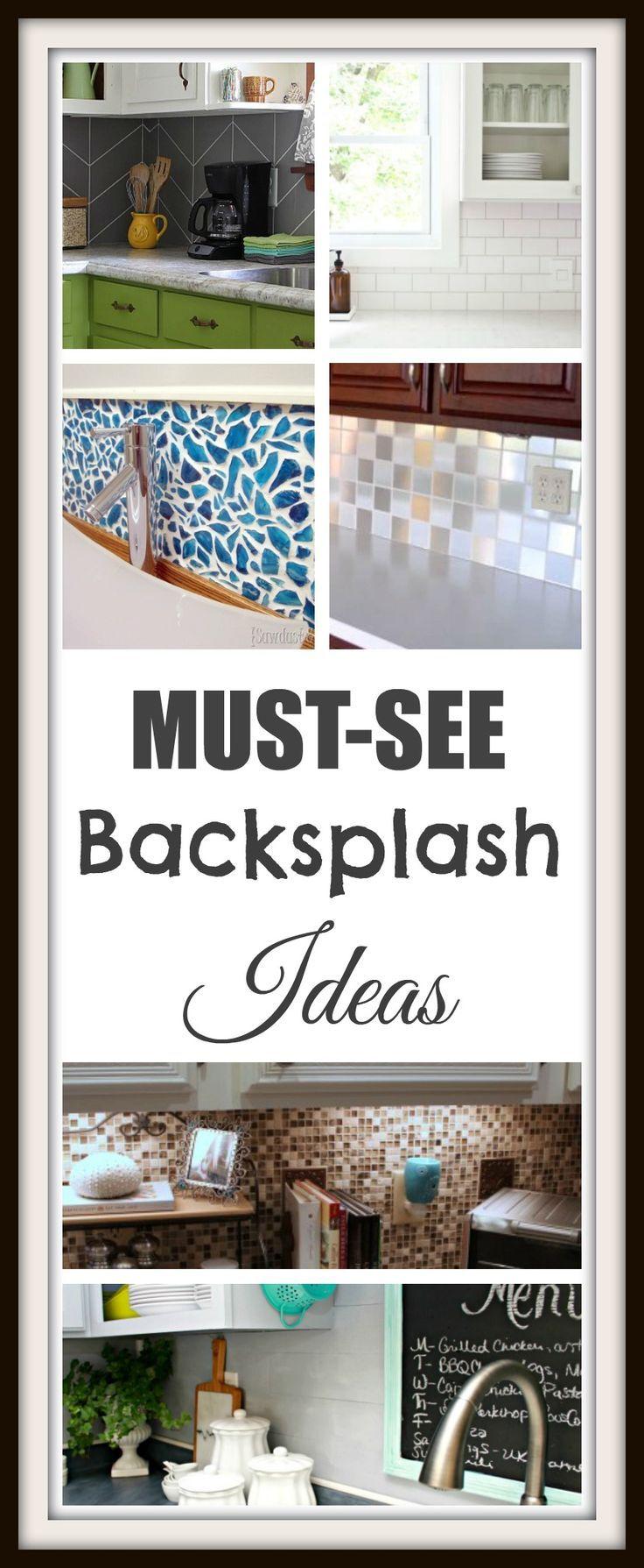 1191 besten Diy Kitchen Cabinets Rustic Bilder auf Pinterest ...