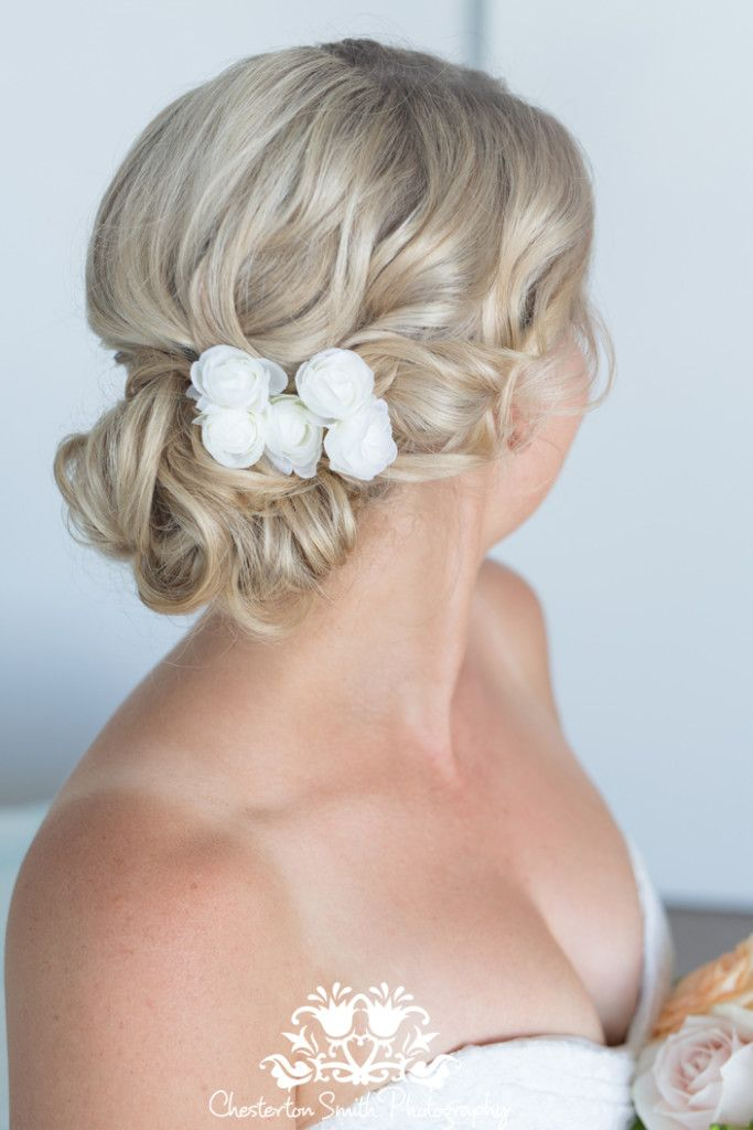 Wedding Hair – Rhiannon Skoien