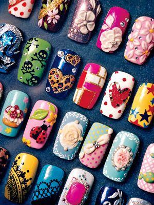 Nails, nails, nails :)