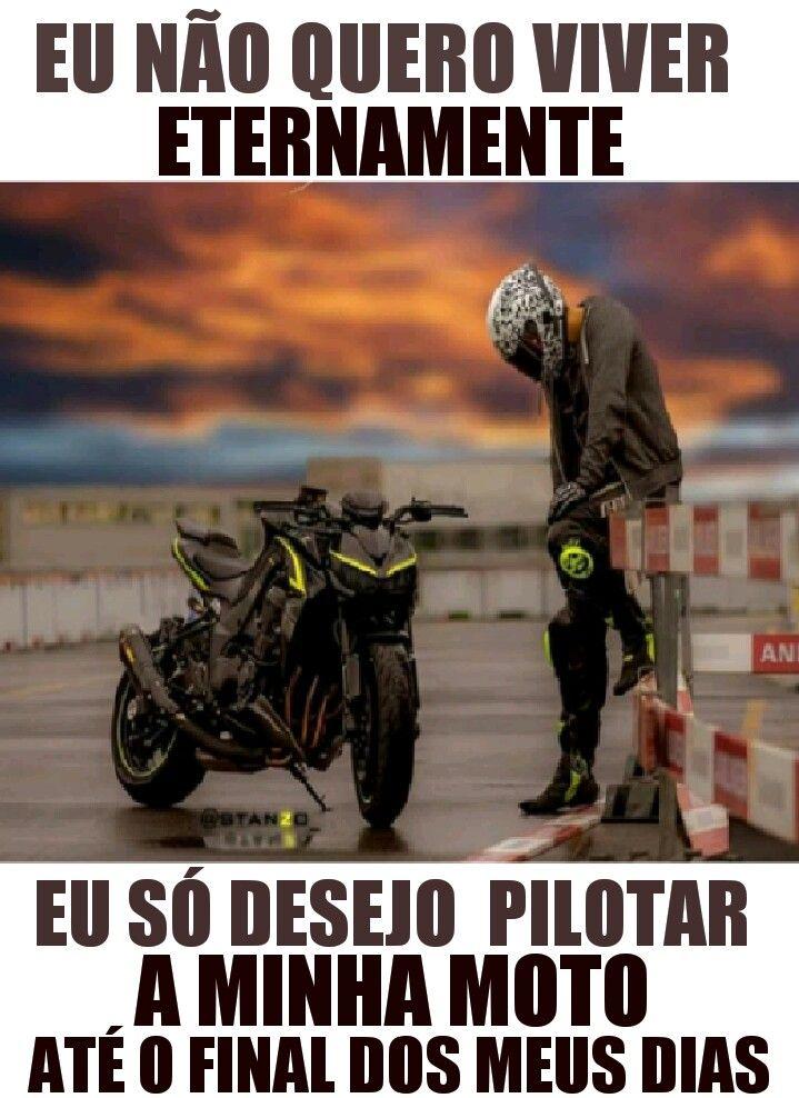 Pin De Thyago Marques Em Mambos Fixe Frases Motociclista